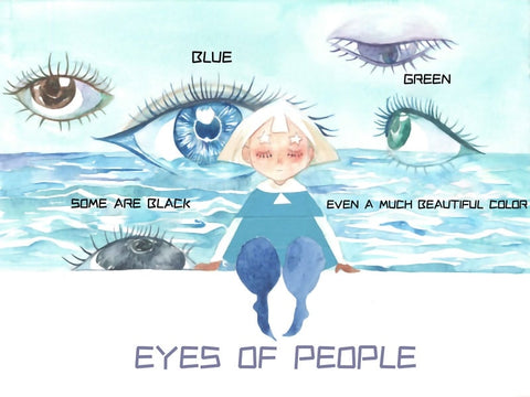 Story of Colourful Eye-1