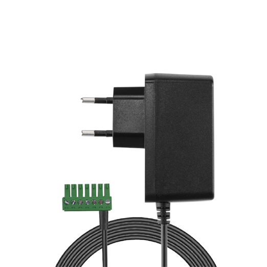 12V-1A power adapter with 7Pin - EU