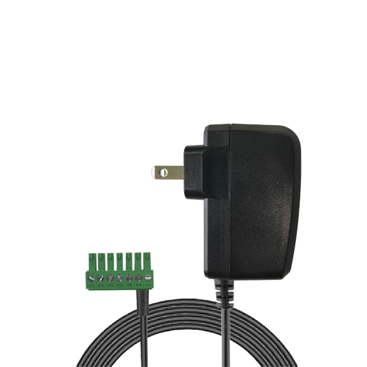 12V-1A power adapter with 7Pin - UK