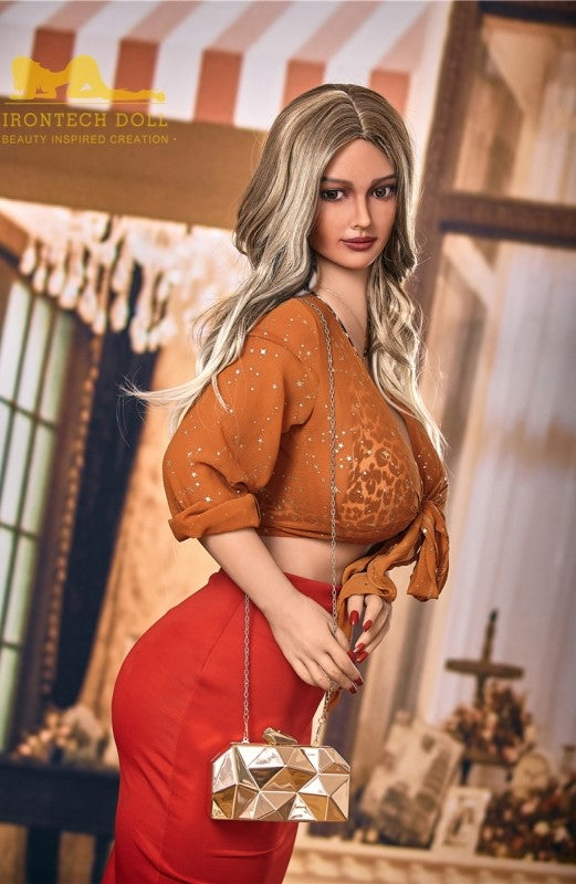 Irontech big breasts sex doll