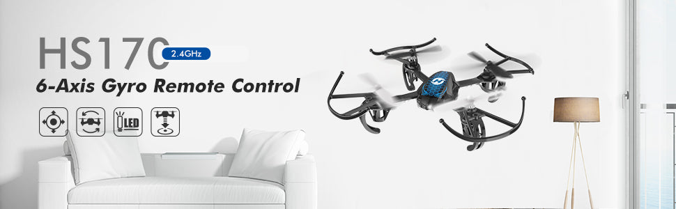 Mini drone HS170 for Beginners