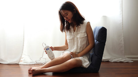 At-home IPL treatment