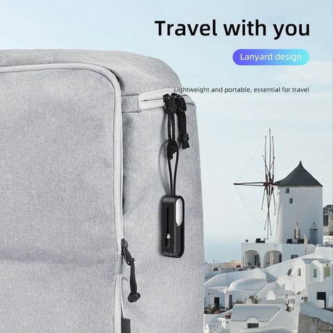 Universal Magnetic Keychain style Data Cable Cayyogo