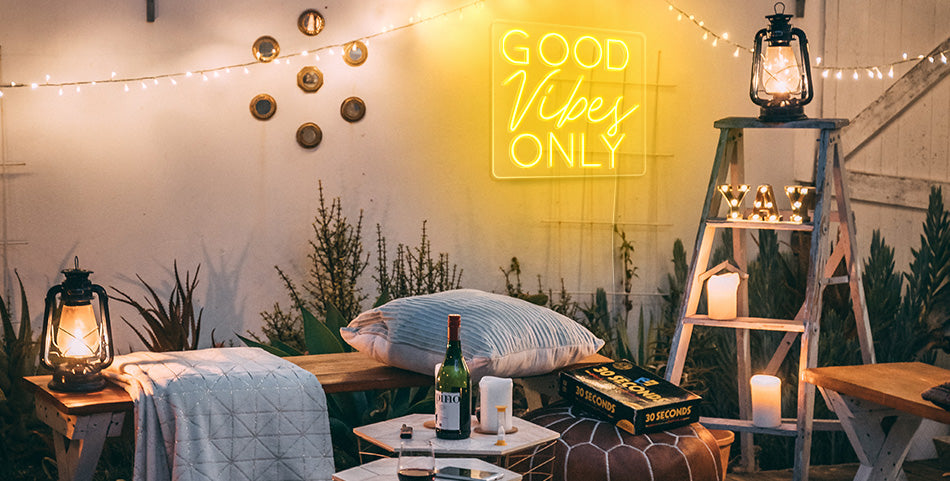 personalized neon signs for home