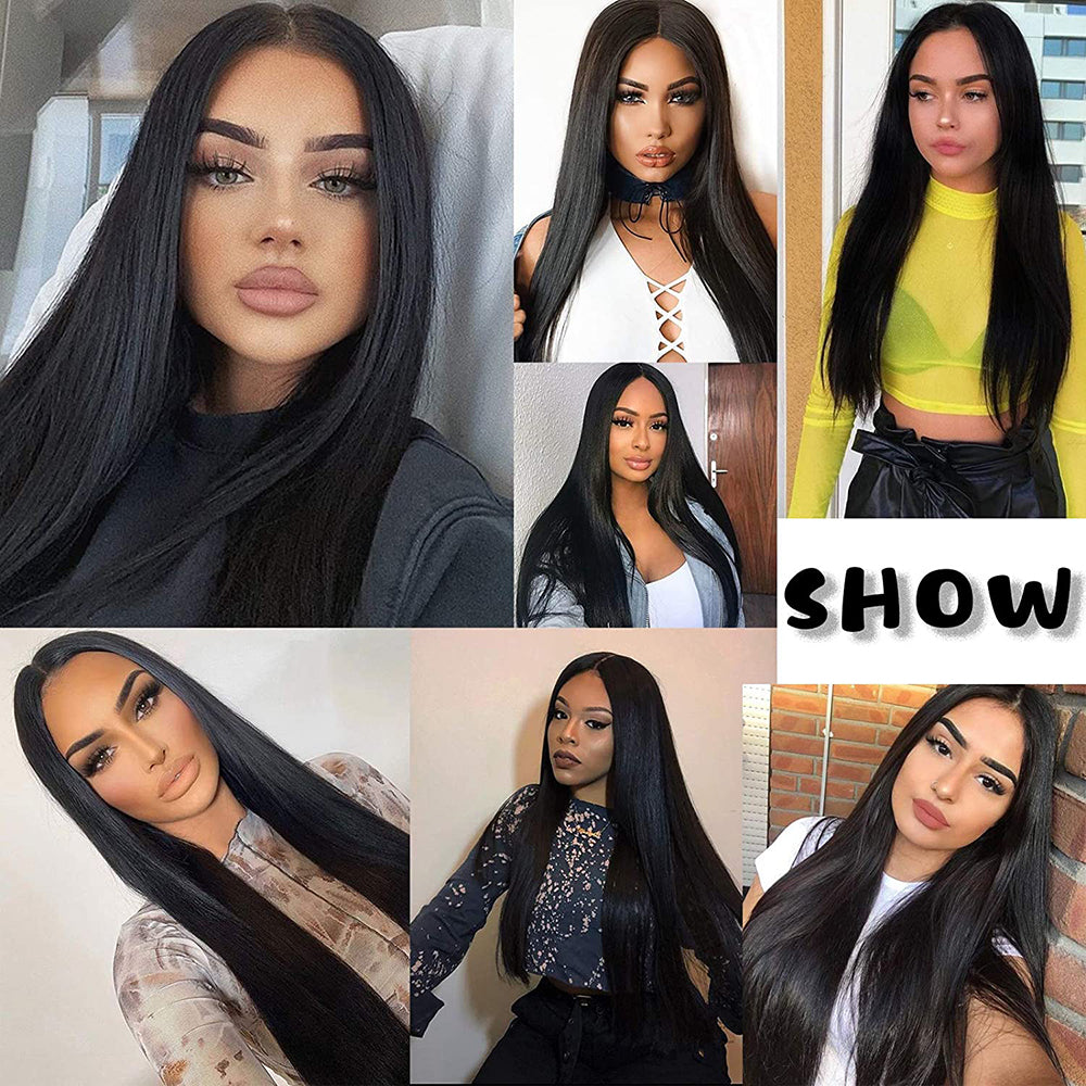 13x4 Lace Front Wigs 200% Density