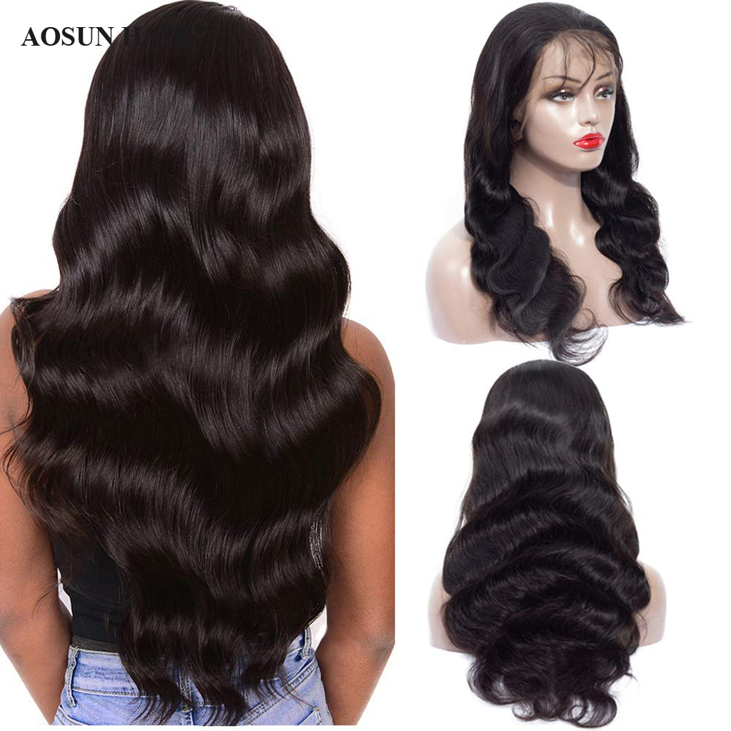 13x6 lace wig