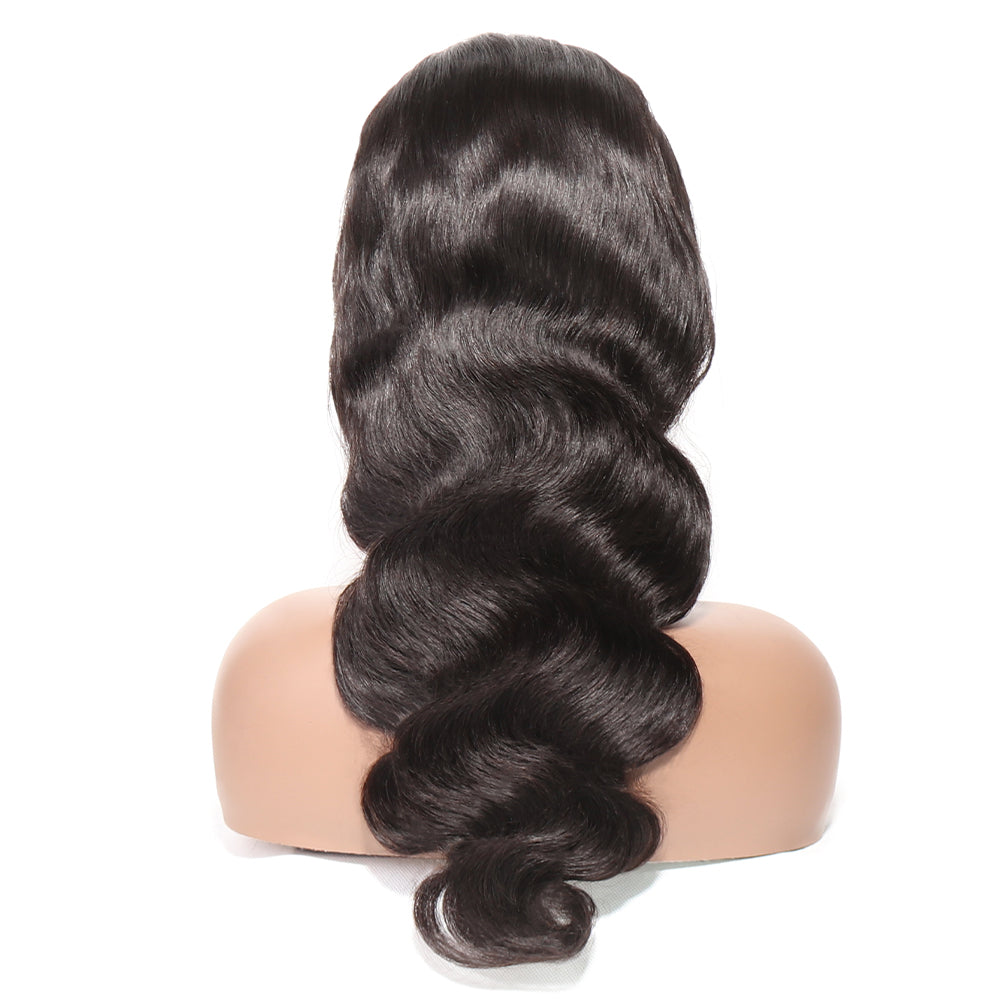 body wave lace wig 13x4