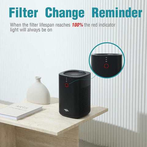 use air purifier with window open