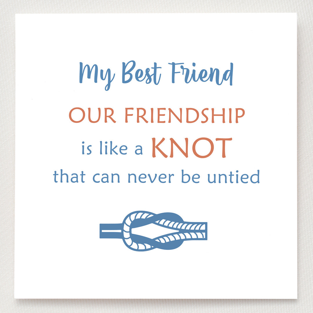 Love Knot Ring S925 - Best Friends