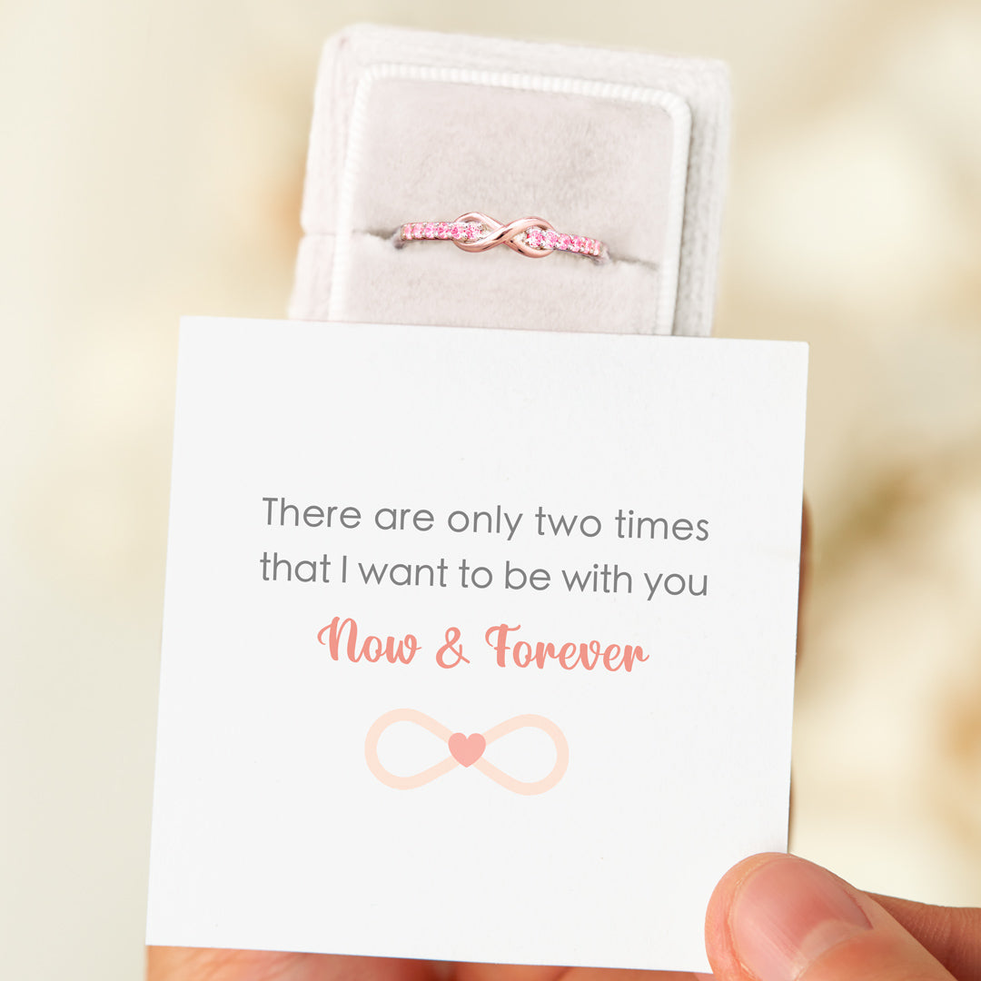 Infinity Ring - Now & Forever