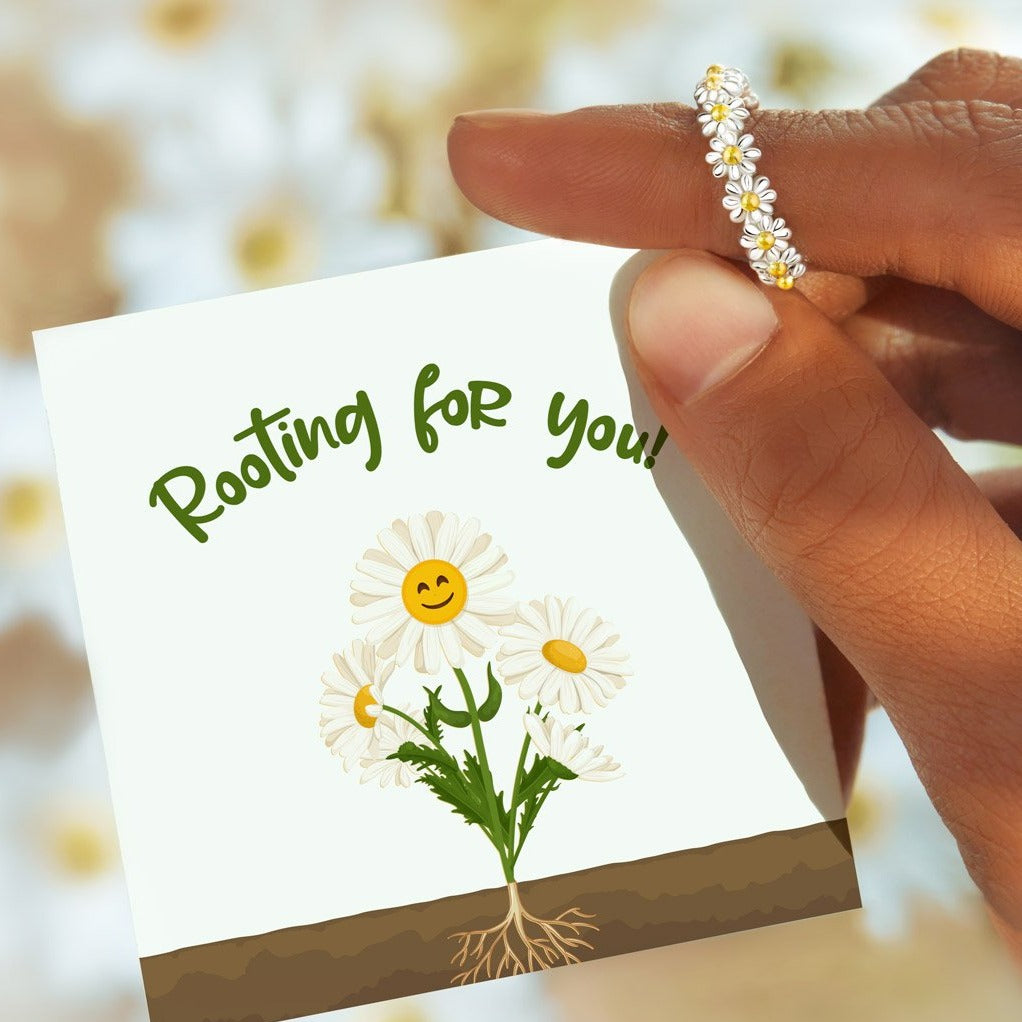 Daisy Ring - Rooting For You