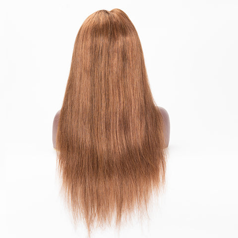 13×6 Lace Front Wig 4/4/30 Color Straight