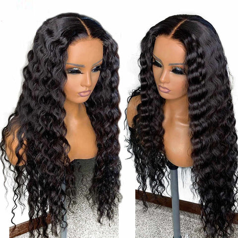 13x4 Lace Front Wig Loose Deep