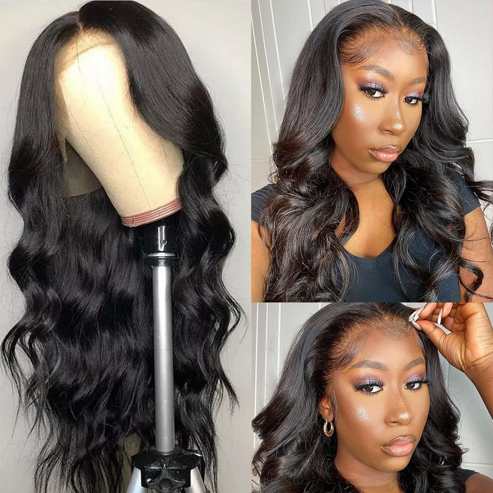 Body Wave 13×4 HD Lace Frontal Wigs