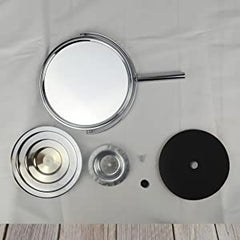 DONNIEBARBER Vanity Table Mirror 7 Inch DB-1004 8
