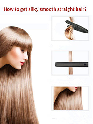 DONNIEBARBER Hair Straightener and Curler DB-0729 7