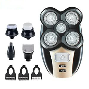 DONNIEBARBER Men's 5D Electric Hair Shaver DB-1000 7
