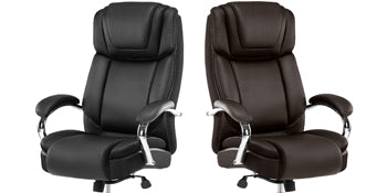 Big and Tall Ergonomic Heavy Duty Upholstered Executive Office Fabric Chair