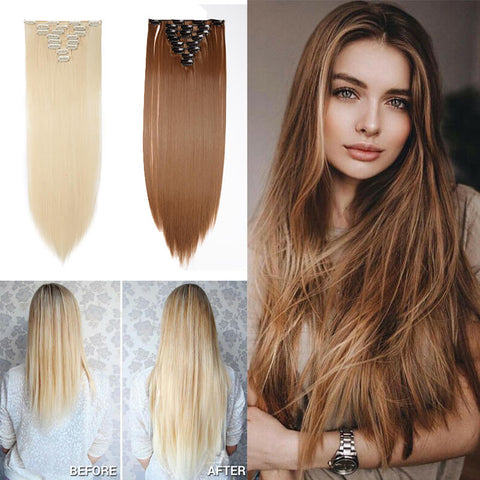 Clips in Hair Extensions-naturehairs-02