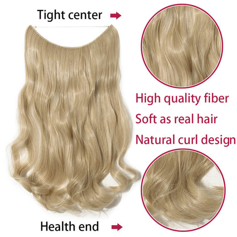 Hair Extensions-Naturehairs-A02