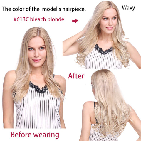 Hair Extensions-Naturehairs-A04