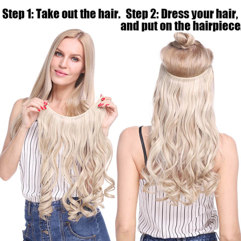Hair Extensions-Naturehairs-A05