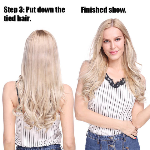 Hair Extensions-Naturehairs-A06