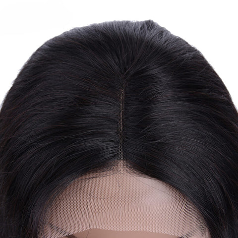 Brazilian Straight Lace Front Wig-7