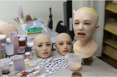 The head sculpt chosen correctly for your own sex doll
