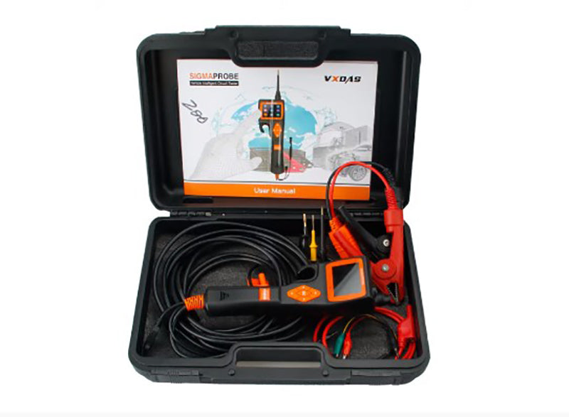 Sigmaprobe diagnostic tool is powerful