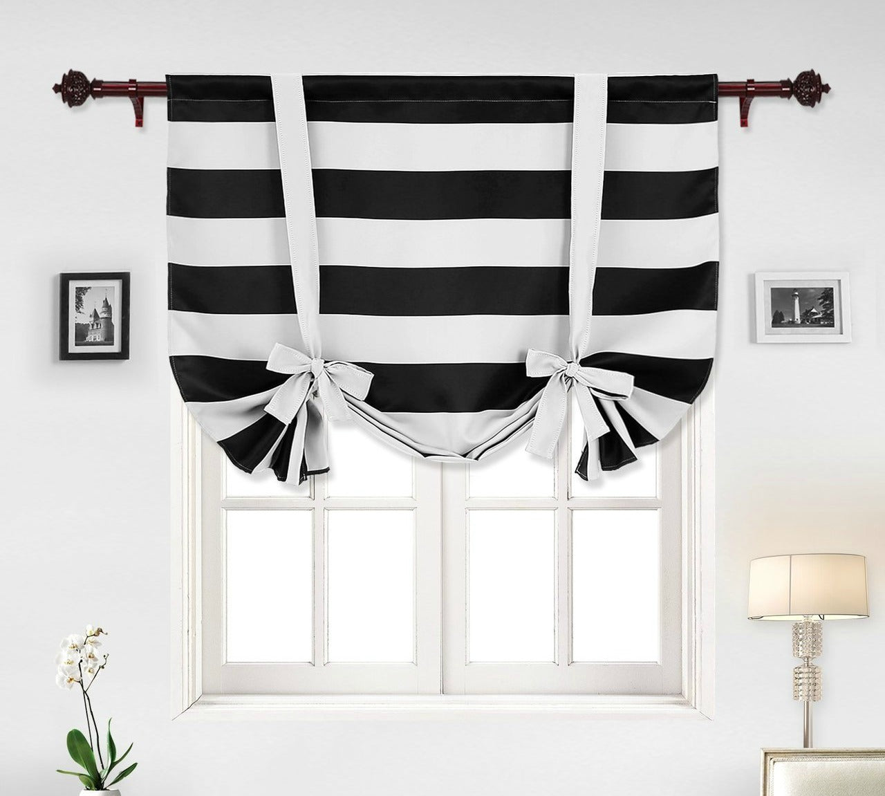 What Are Tie-Up Curtains?
