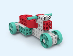 blocks car suitable for 100 lbs weight kids