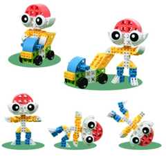 blocks figures with various shapes