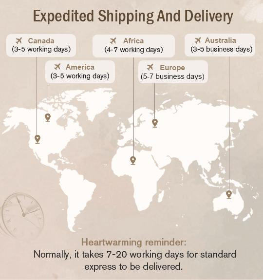 vivien shipping and delivery