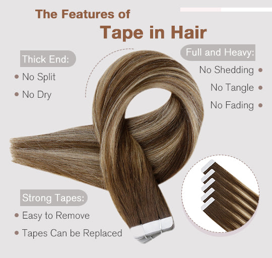 remy human tape in hair 100% real human hair extensions can be last for 3-6 months