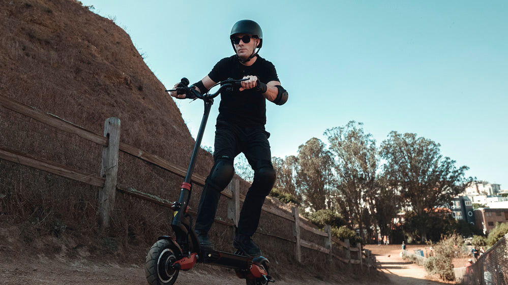 Varla Eagle One best electric scooter for adults