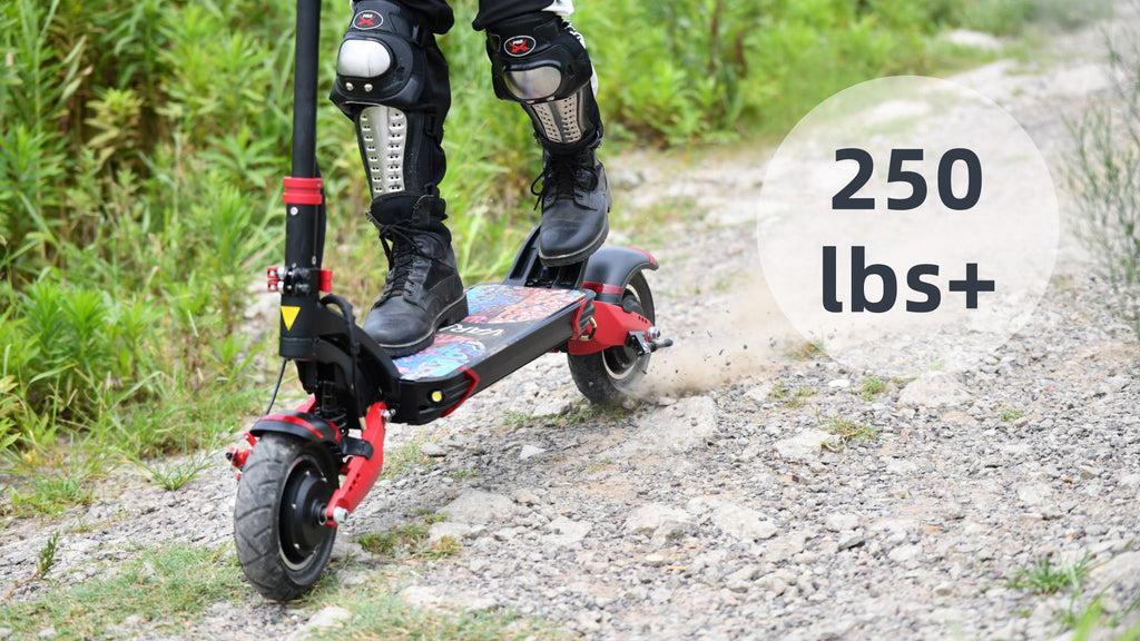 A guide to the best electric scooter for heavy adults