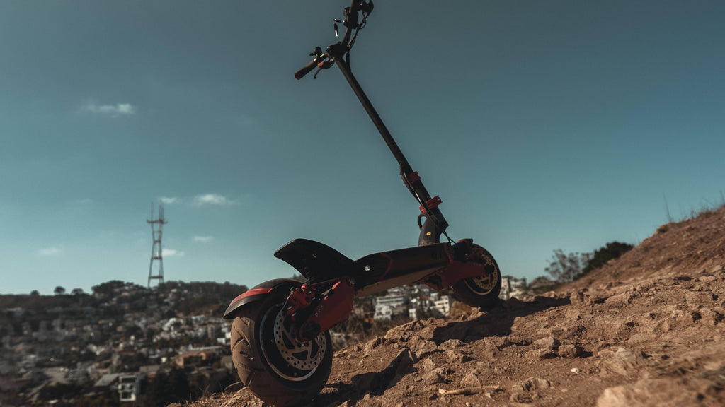 varla-scooter-on-tough-road