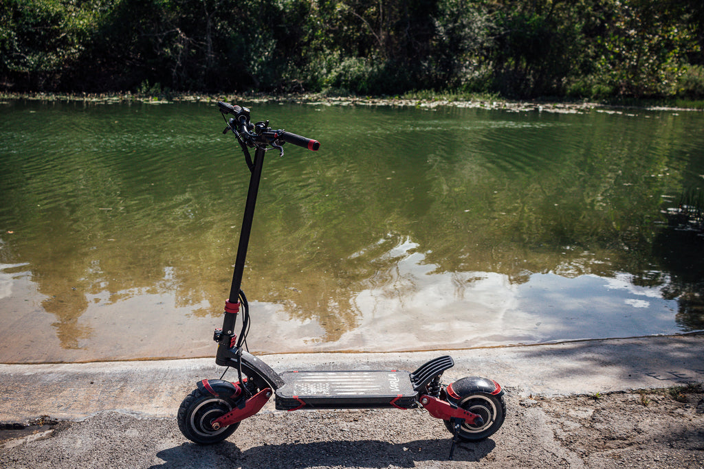 varla eagle one electric scooter for heavy adult