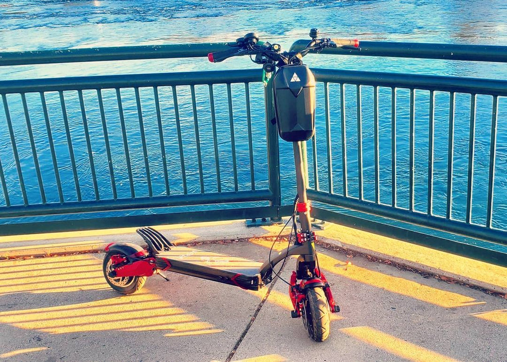 maintain your electric scooter's battery to extend its lifespan