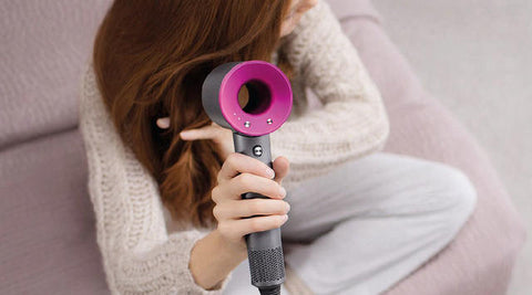 Well-known brands such as Dyson hair dryer and Panasonic hair dryer