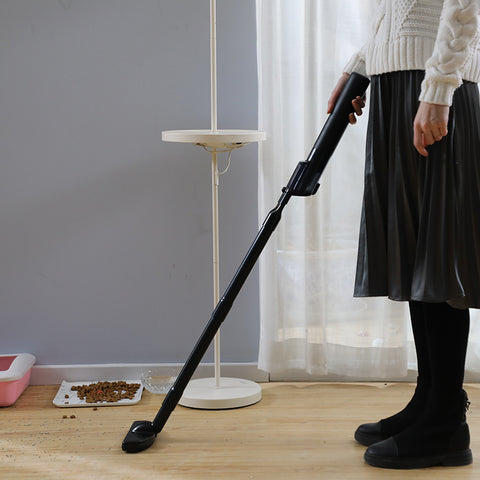 Clean up the mess in seconds and maintain a fresh environment.