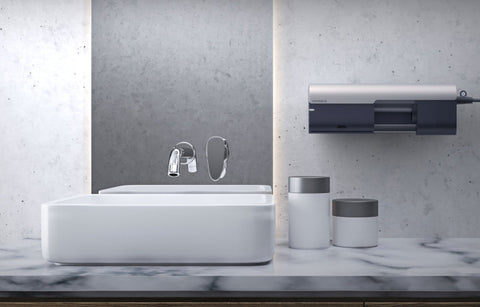 CIVISOLO All-in-one Hair & Hand Dryer has Dyson-quality hairdryer plus a hand dryer