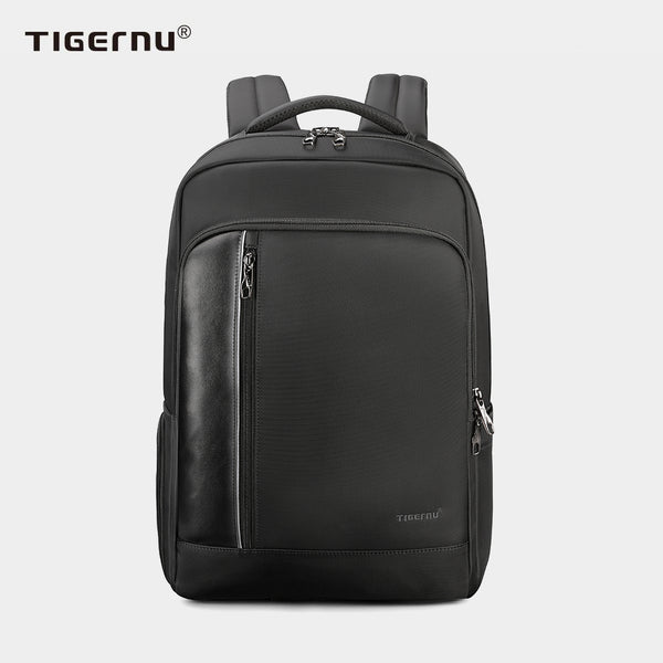The-front-view-of-the-black-backpack-model-T-B3668