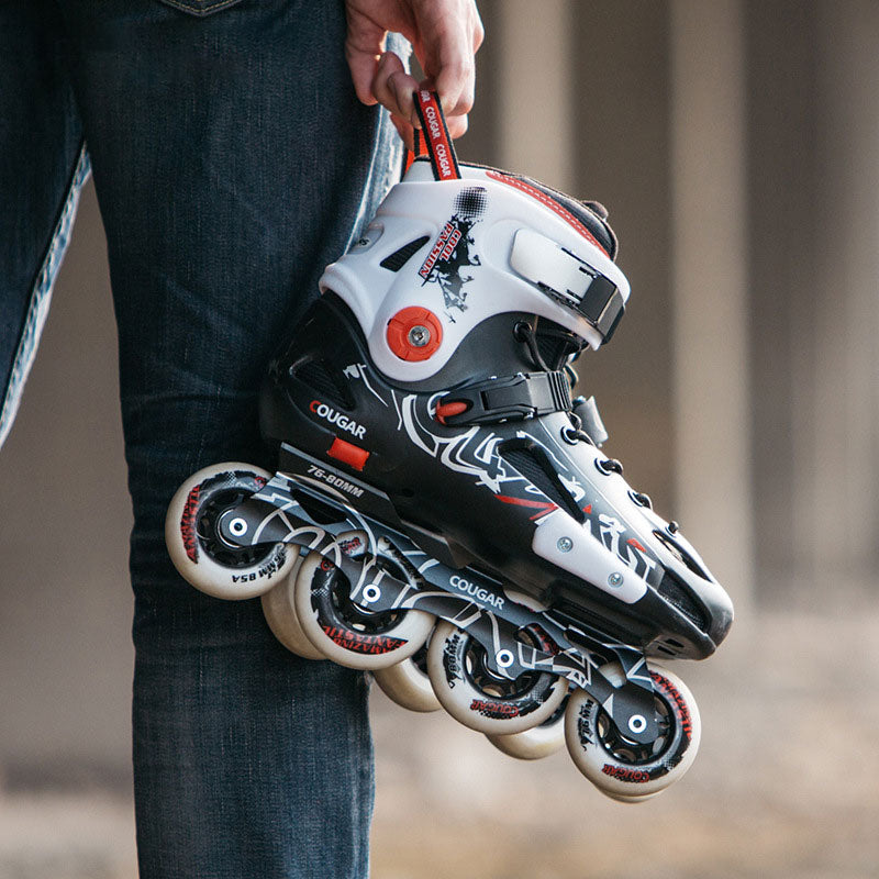 off road inline skates size 9.5