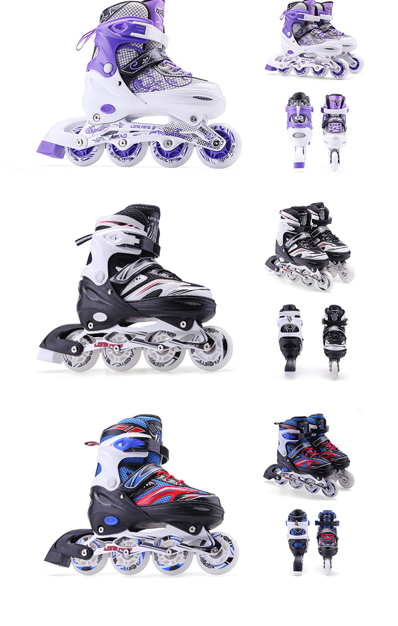 rollerblades with lights