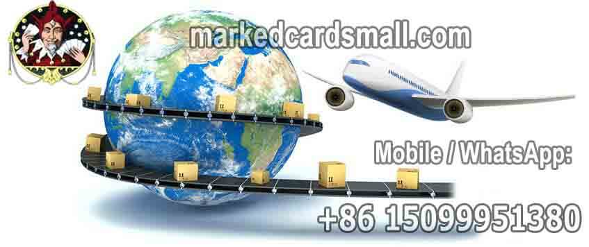 marked cards mall package delivery