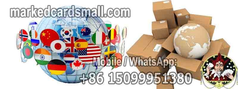 online shopping marked cards mall