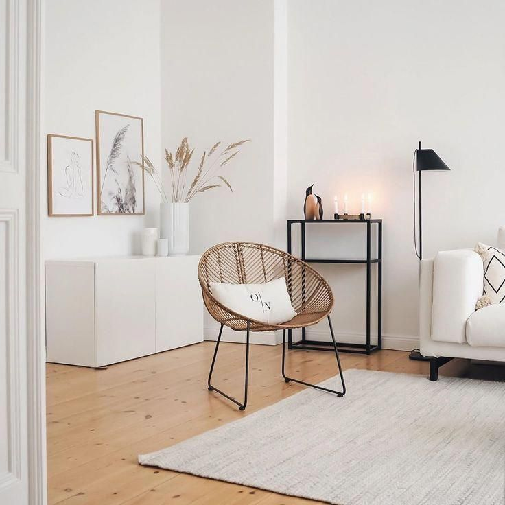simplicity become more popular in home decor