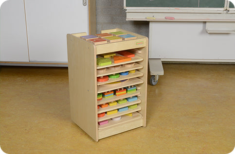 Highly recommended  A unique educational Board Toy Storage Tower, suitable for storing all wooden games and puzzle boards or other accessories about Masterkidz Education.
